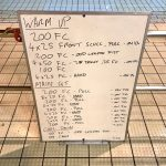 Wednesday, 22nd February 2017 - Triathlon Swim Session