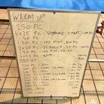 Wednesday, 22nd April 2017 - Triathlon Swim Session
