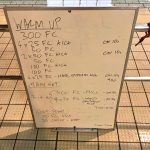 Wednesday, 17th May 2017 - Triathlon Swim Session