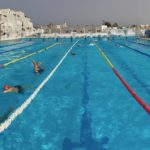 Lanzarote Training Camp Swim Session