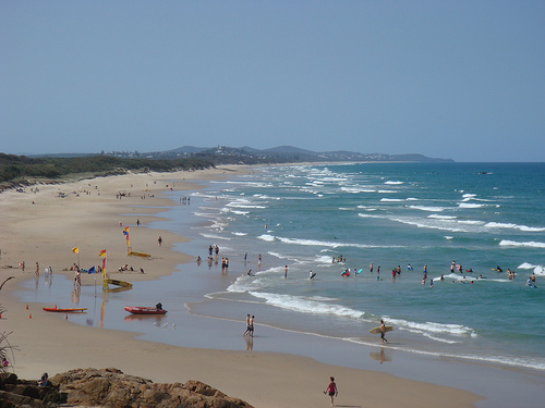 The Sunshine Coast