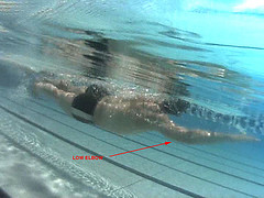 Swim Technique - Low Elbow