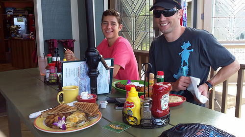 Breakfast at Humpy's