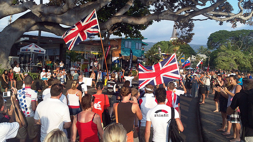 Kona Parade of Nations